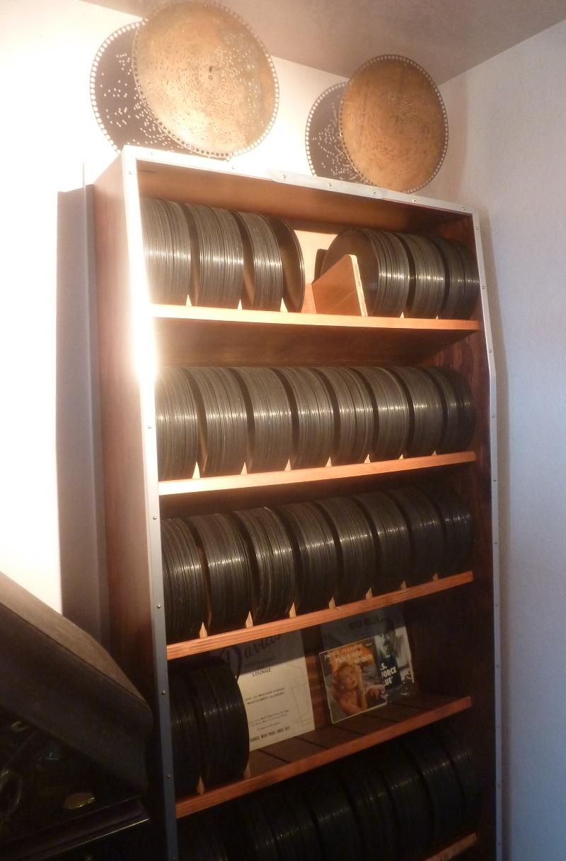 the 78 rpm record cases